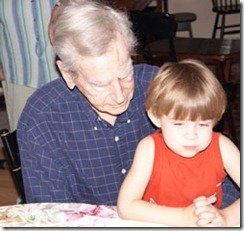 Gramps and Littleman