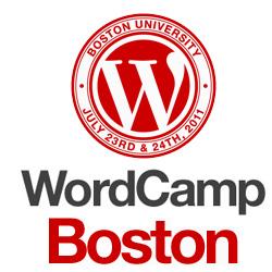 WordCamp Boston 2011