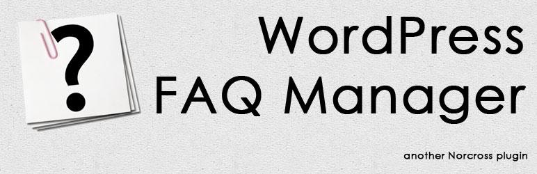 FAQ Manager
