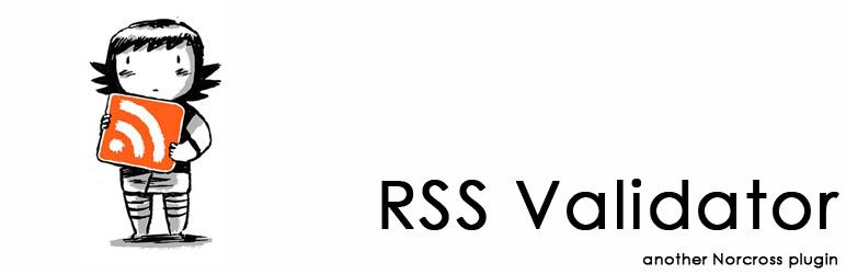 WP RSS Validator