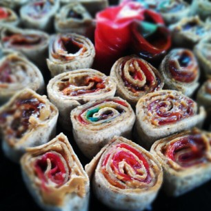 fruit roll-up PBJ wraps. MIND IS BLOWN