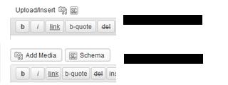 Schema Buttons