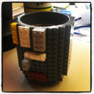 I have a Lego mug. you argument is invalid.