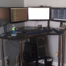 My standing desk experiment