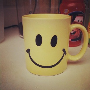 I've owned this coffee mug for almost 20 years. and its still awesome.
