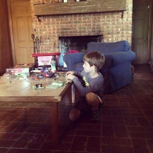 littleman Lego Sunday