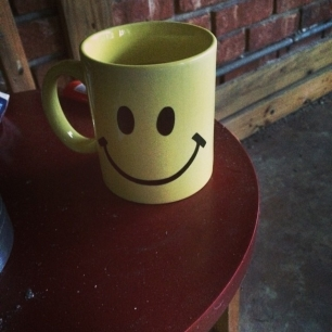 I've had this mug for over 20 years now.