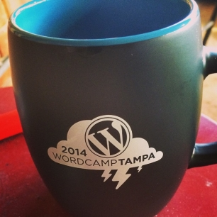 test driving the #wctpa mug and it's legit.