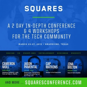 Win a FREE Pass to SquaresConf! Ends Friday evening http://squaresconference.com/gotosquares  #GoToSquares #Squares2015