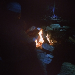 smore'in up.