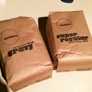 my wife sarcasmically brings me home coffee from trips because she loves me.