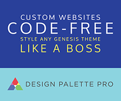The easiest way to customize your Genesis site