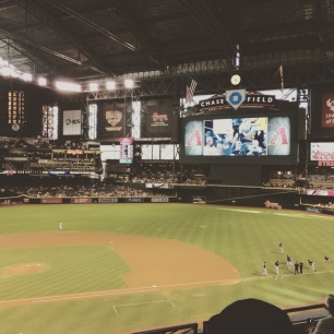 Chase Field ✔️