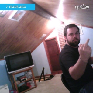 back when heathenlife_design and I used to nerd out in my attic.