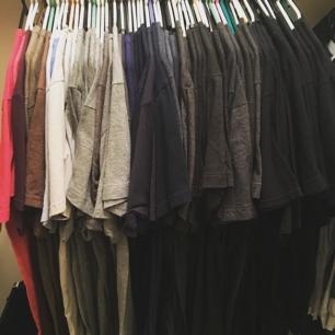 finally organized my shirts properly