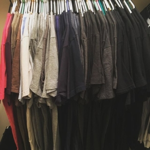 finally organized my shirts properly