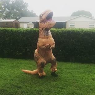 Rex has seen worse.